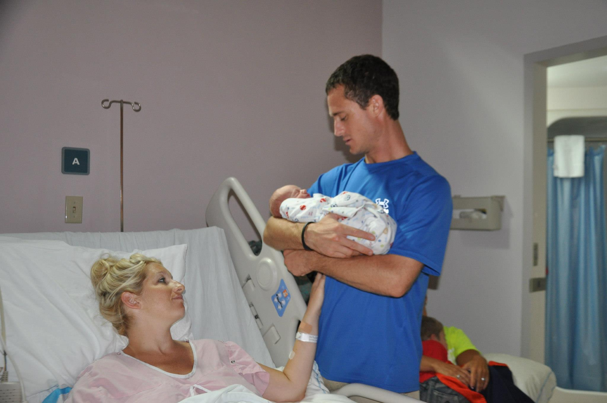 The Day Our Son Was Born   www.drnicolemeastman.com #healthy #baby #memories