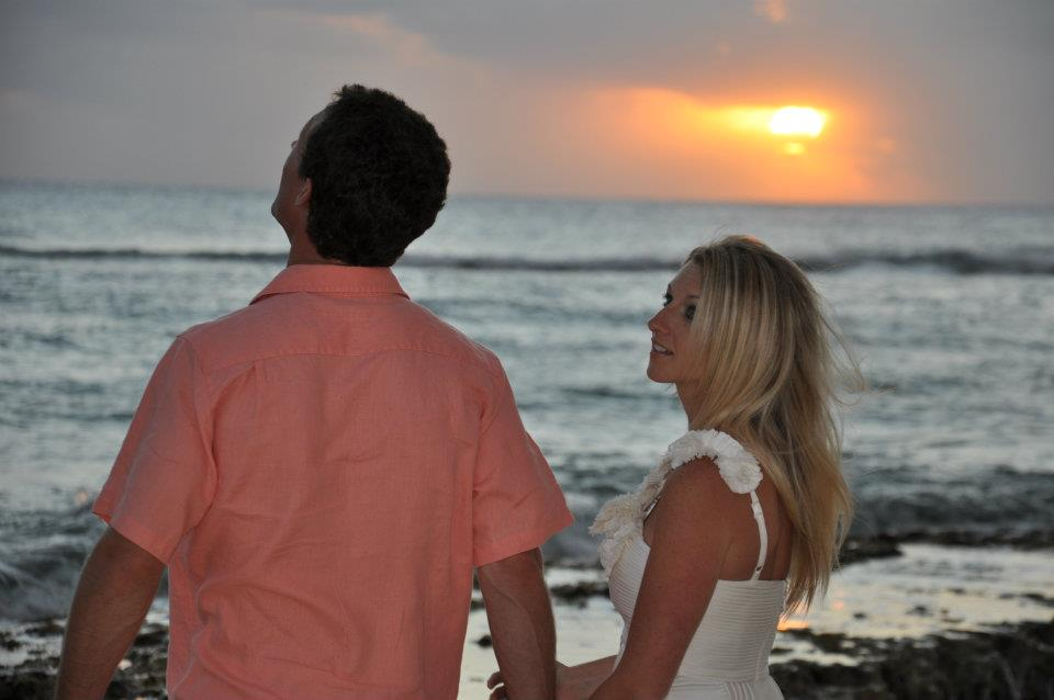 Memories from our 1 Year Wedding Anniversary | www.drnicolemeastman.com #hope #faith #love #marriage #commitment