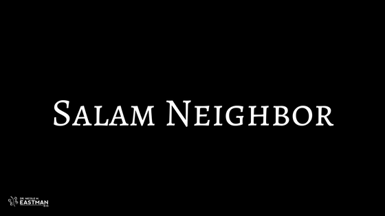 Salam Neighbor | 5 Lessons Learned | www.drnicolemeastman.com